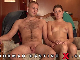anal brunette upornia casting